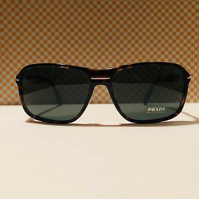 Original Prada SPR 02N braun Sonnenbrille NEU sunglasses