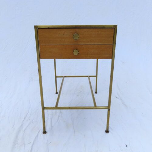 Paul McCobb Irwin Collection Side Table by Calvin Grand Rapids Mid-Century Mod