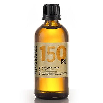 Naissance Aceite Esencial de Eucalipto Citriodora 100% puro -100ml- Aromaterapia