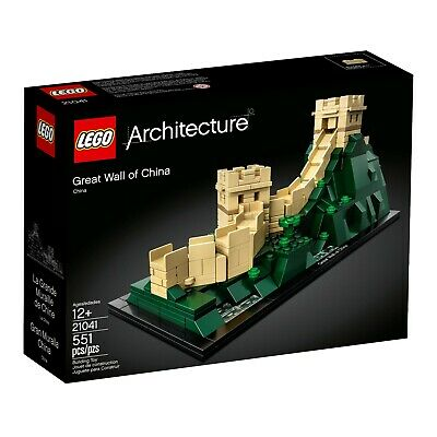 New LEGO Architecture 21041 Great Wall Of China Sealed NIB