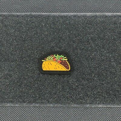 Pvc Cat (Tactical Outfitters - Taco pvc cat eye morale patch - ranger bell del tuesday )