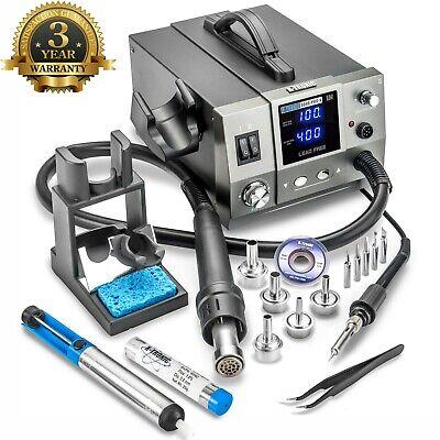 X-tronic 4040-pro-x Platinum Series 750 Watt Hot Air Rework Soldering Station