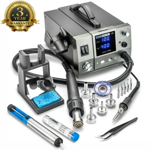 "X-Tronic 4040-PRO-X ""Platinum Series"" 750 Watt Hot Air Rework Soldering Station"