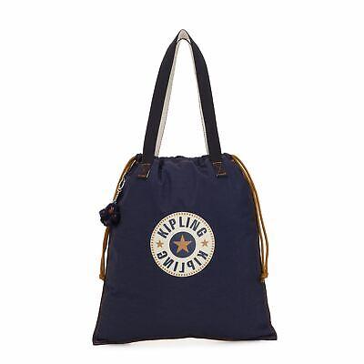 Kipling New Hiphurray Drawstring Tote Bag Ideal Shopping Gym Craft 2020 Colours