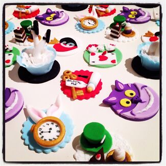 Cupcake Toppers Pacific Pines Gold Coast City Preview