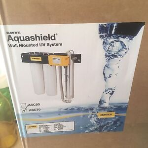 !!!NEW IN BOX!!! Davey whole-house water filter Devonport Devonport Area Preview