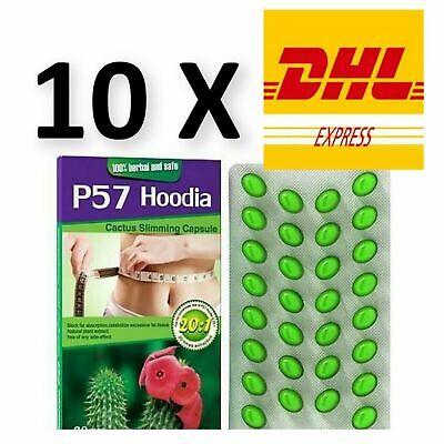 10 X HDIA Weight Loss Slimming Diet Strong Fat Burner Dhl Express