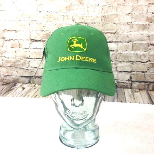 John Deere Mens Hat Baseball Cap Nothing Runs Like Deere Official Brand Product