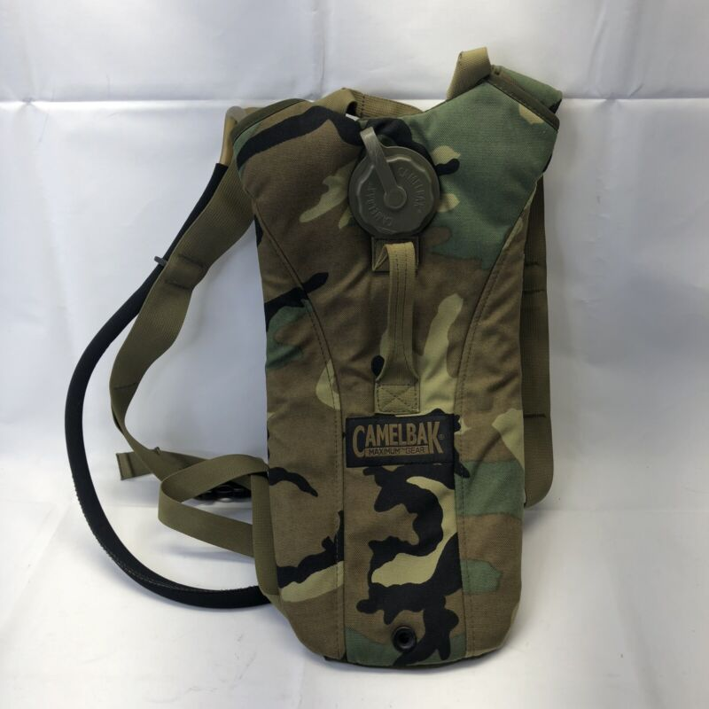 Camelback Thermobak Maximum  Military Camouflage Hydration With BLADDER