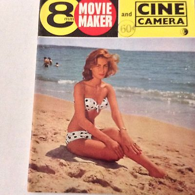 8Mm Movie Maker Magazine Sankyo   Ricoh Sound 8 June 1964 061517Nonrh