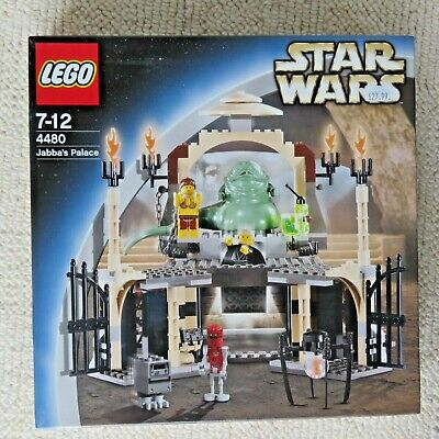 LEGO® Star Wars 4480 Jabba's Palace BNISB inc Princess Leia and other minifigure