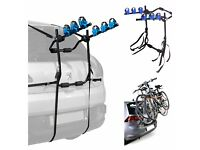 BMW X5 2007-2017 3 Bike Carrier Rear Towbar Towball Mount Cycle Rack Bicycle