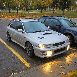 1999 Subaru Imprezza WRX gf8