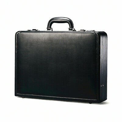 Samsonite Bonded Leather Attache Business Case