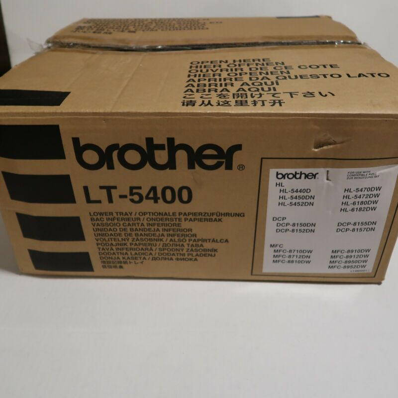 NEW Brother Printer LT5400 Optional 500-Sheet Lower Paper Tray