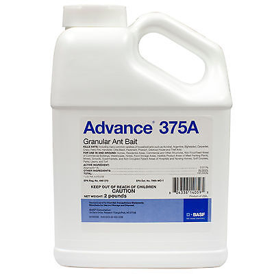 BASF Advance 375A Granular Ant Bait ( 2 Lbs ) Ant Killer Bait Ant Control Bait