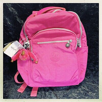 Kipling Seoul S Backpack, Very Berry
