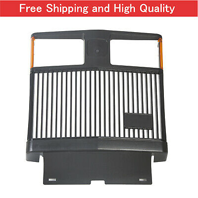 Front Black Grille For John Deere 415 425 445 455 Tractor Replaces Am116207