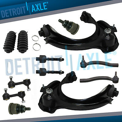 12Pc Front Upper Control Arm Suspension Kit 2008 2009 2010-2012 Honda Accord