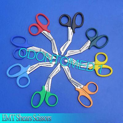 100 Emt Shears Scissors Bandage Paramedic Ems Supplies 5.5