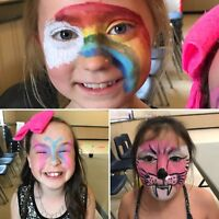 **PRO FACE PAINTER FOR HIRE(Greatest Rates Around)**