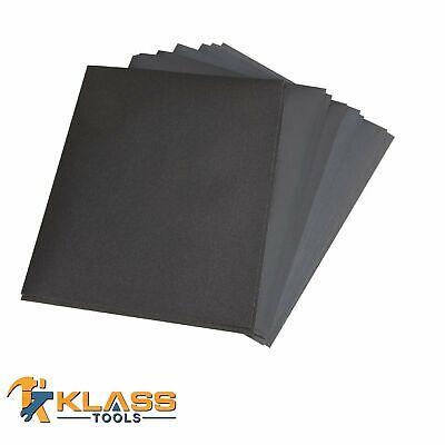 Indasa  9 x 11  80 Grit  Dry Sandpaper  50 Sheet Sleeve    Free Shipping