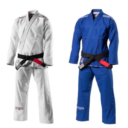 Grips Secret Weapon EVO BJJ Brazilian Jiu Jitsu Gi MMA Grappling Kimono