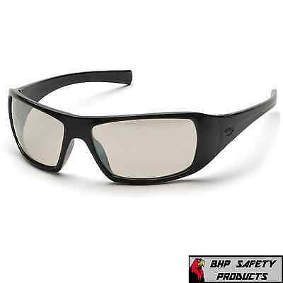 Pyramex Goliath Safety Glasses Indooroutdoor Mirror Lens Sb5680d Z87 1 Pair