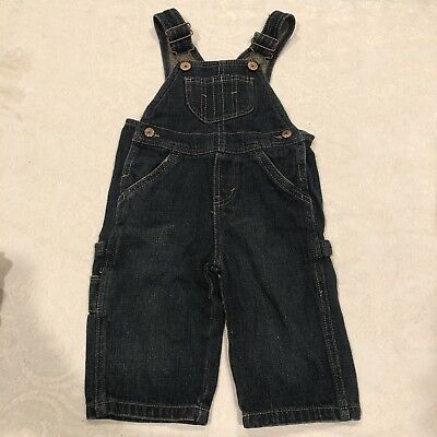 - Levi's Baby Boys/girls Denim Overall 12 months jeans