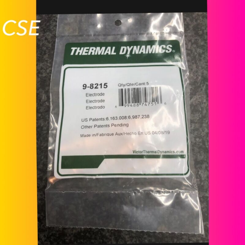 NEW Genuine Thermal Dynamics 9-8215 , 5 Electrodes