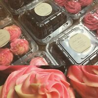 Island Made's Fresh Baked Gluten Free Cupcakes