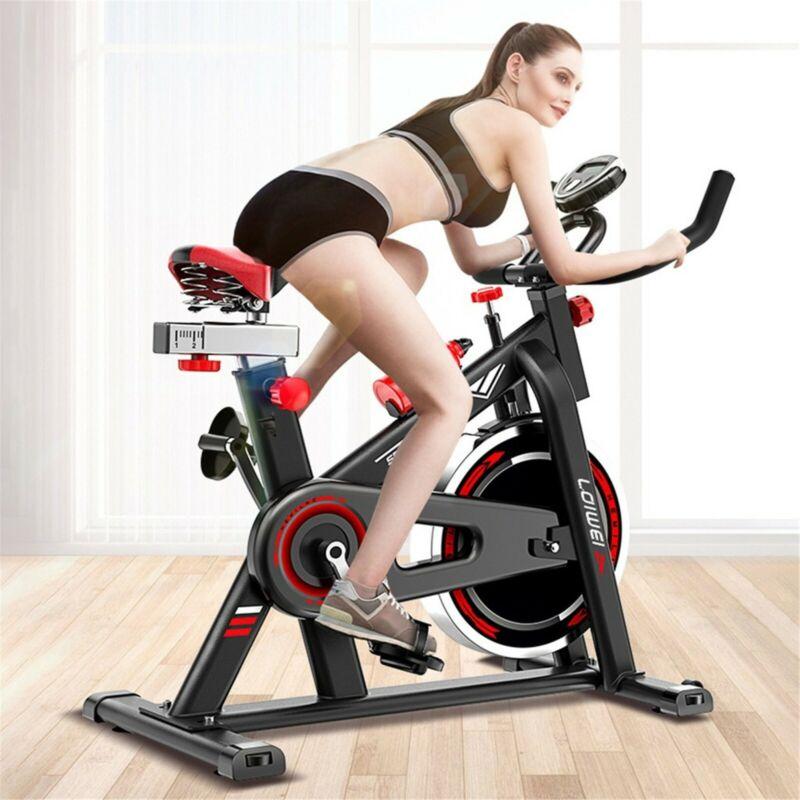 Indoor Exercise Bike Stationary Bicycle Cardio Fitness Worko