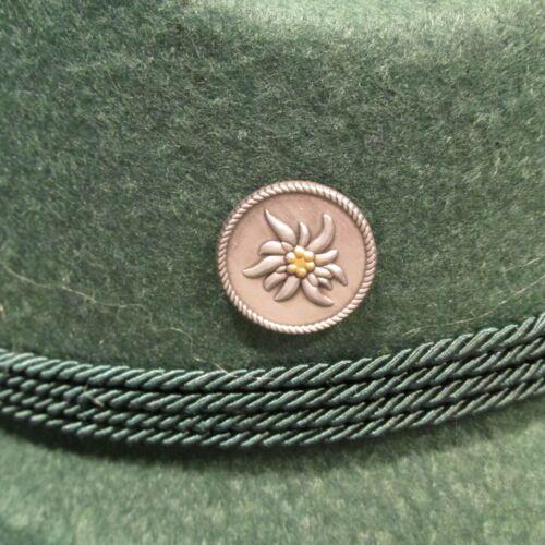 Edelweiss Mountain Troop  German Military/Oktoberfest Hat Pin