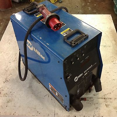 Miller Auto Invision Ii Arc Welding Power Source 230460v 19.2kw Wks