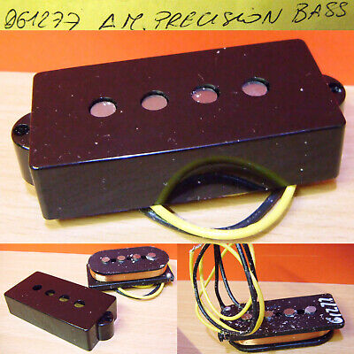 FENDER AMERICAN PRECISION BASS NECK PICKUP – 0061277000 ORIGINAL SPARE PART