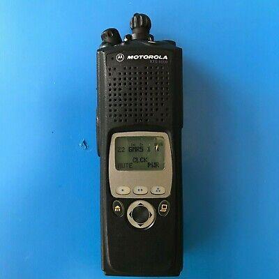 Mototola Xts5000 Uhf-1 380-470 P25 Digital 9600 Trunking Portable Radio Ham