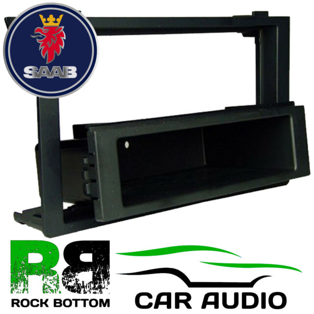 Saab 93 With Navigation 2005 On Double Din Car Stereo Radio Fascia Panel AFC5311