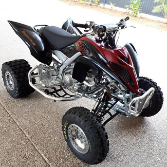 Yamaha Raptor 700 ATV Quad Mount Cotton Redland Area Preview