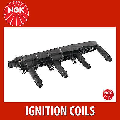NGK Ignition Coil - U6006 (NGK48017) Ignition Coil Rail - Single