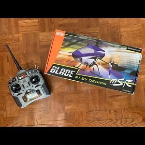 BLADE R/C Helicopter (s) with Spectrum DX6i