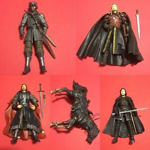 Fantasy Action Figure Lot Lord of The Rings and Game of Thrones