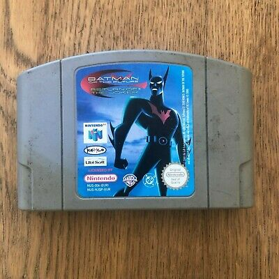 Batman of The Future Return of The Joker - Nintendo - N64 - Cart Only - Used