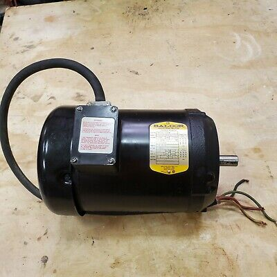 Motor For Powermatic 66 Tablesaw 3 Phase 5 Hp