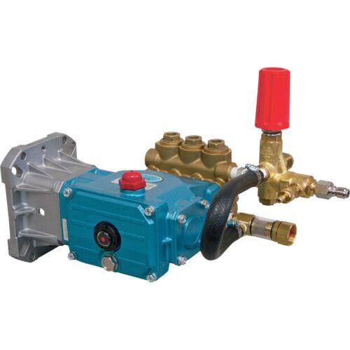 Cat  Pressure Washer Pump — 4000 PSI, 4.0 GPM, Direct Drive, Gas, 66DX40GG1