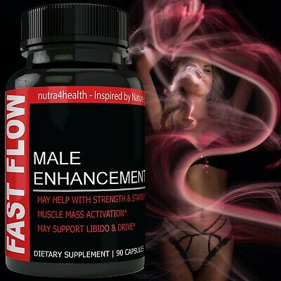 Fast Flow Male Enhancement Supplement FastFlow Advanced Enhancing Pills for Men