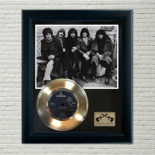 "Deep Purple ""Hush"" Framed Record Display"