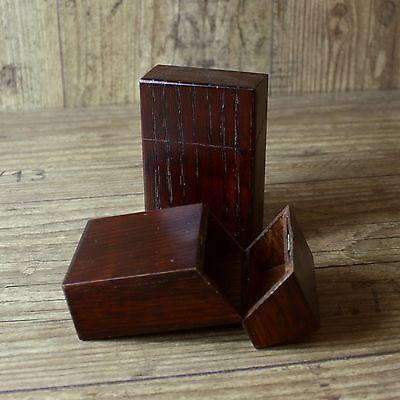 Zigaretten Schachtel Holz Etui Zigaretten Etui LARP Box