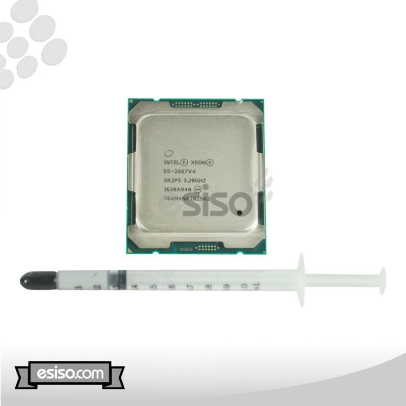 CM8066002041900 INTEL XEON E5-2667V4 3.20GHZ 25M 8 CORES 105W 9.6GT/s PROCESSOR