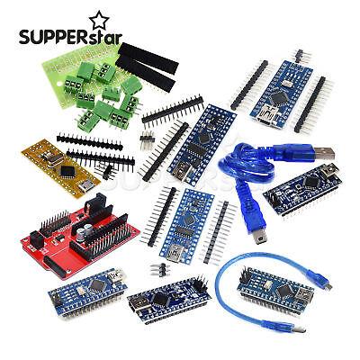 Nano V3.0 Atmega168328p Ch340gft232 3.35v Usb Micro-controller Arduino Ass