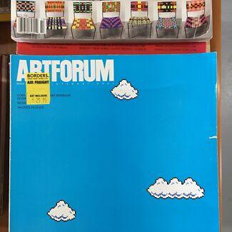 Art Forum Magazines